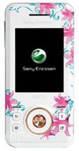 Sony Ericsson S500i (Flower) Sim Free Unlocked Mobile Phone