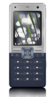 Sony Ericsson T650i Blue Mobile Phone Sim Free Unlocked