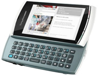 Sony Ericsson Vivaz Pro  Unlocked