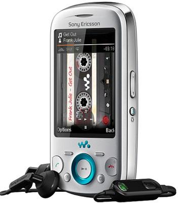 Sony Ericsson W20i Zylo Sim Free