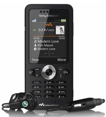Sony Ericsson W302 Sim Free Unlocked Mobile Phone