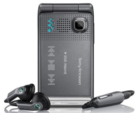 Sony Ericsson W380i  Unlocked Mobile Phone