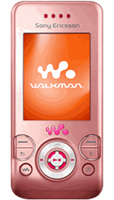 Sony Ericsson W580i Pink  Unlocked Mobile Phone