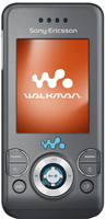 Sony Ericsson W580i Sim Free (Black) Unlocked Mobile Phone