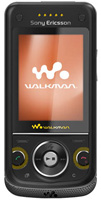 Sony Ericsson W760i (Black) Sim Free Unlocked Mobile Phone