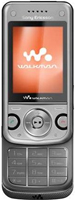 Sony Ericsson W760i (Silver)  Unlocked Mobile Phone