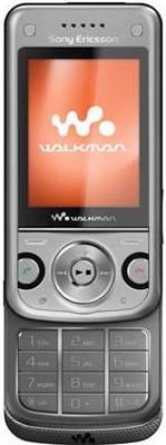 Sony Ericsson W760i (Silver) Sim Free Unlocked Mobile Phone
