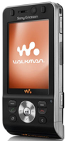 Sony Ericsson W910i (Black)  Unlocked Mobile Phone