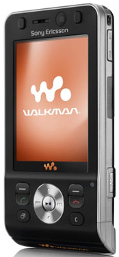 Sony Ericsson W910i (Black) Sim Free Unlocked Mobile Phone