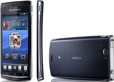 Sony Ericsson Xperia Arc Sim Free Unlocked Mobile Phone