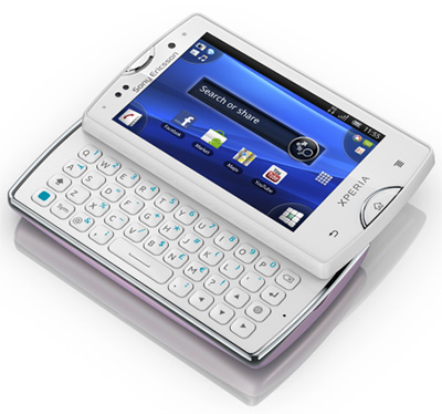 Sony Ericsson Xperia mini pro Sim Free Unlocked Mobile Phone
