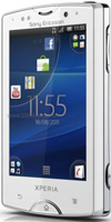 Sony Ericsson Xperia mini pro White