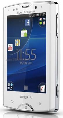 Sony Ericsson Xperia mini White Sim Free