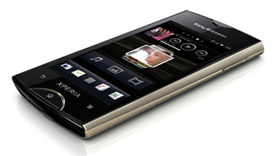 Sony Ericsson Xperia ray Sim Free Unlocked Mobile Phone