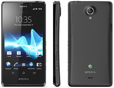 Sony Xperia T Sim Free