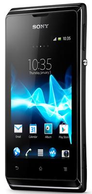 Sony Xperia E Sim Free