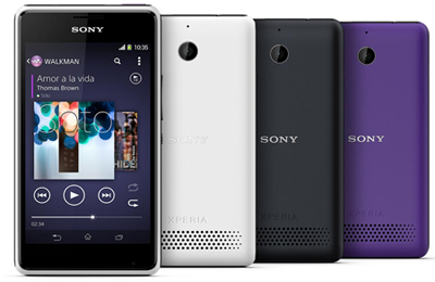 Sony Xperia E1 Sim Free