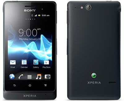 Sony Xperia go Sim Free