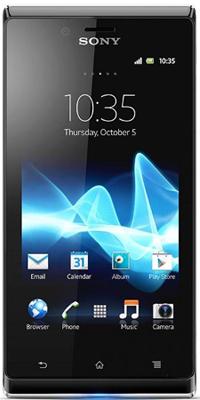 Sony Xperia J Sim Free