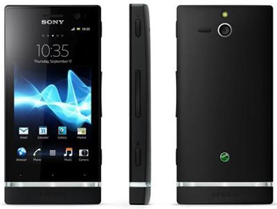 Sony Xperia P Sim Free
