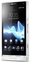 Sony Xperia S White
