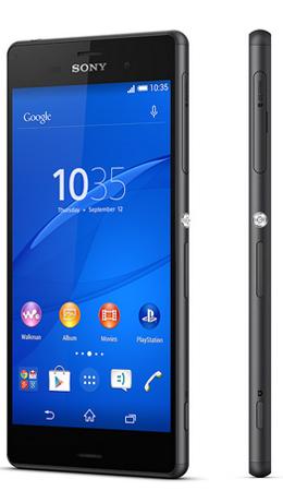 Sony Xperia Z3 Sim Free