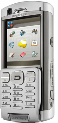 Sony Ericsson P990i Mobile Phone Sim Free Unlocked
