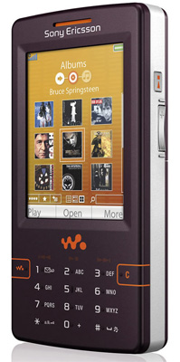 Sony Eric W950i Mobile Phone Sim Free Unlocked
