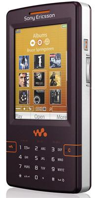 Sony Eric W950i Mobile Phone Sim Free Unlocked