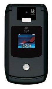 Motorola V3x Razr Sim Free  Unlocked