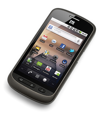 ZTE Libra Sim Free Unlocked Mobile Phone
